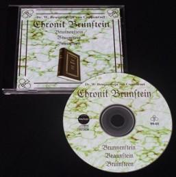 Brunstein chronicle CD-Rom