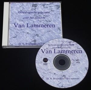 CD-Rom 'Van Lammeren'